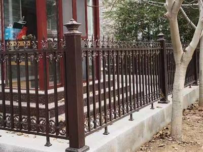 铝艺围墙护栏