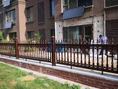 铝艺别墅护栏